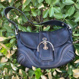 vintage y2k coach buckle bag purse